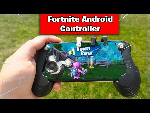 The BEST Fortnite Mobile ANDROID Controller