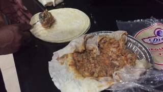 Auntie Fee's SEVEN BURRITOS OUT OF ONE