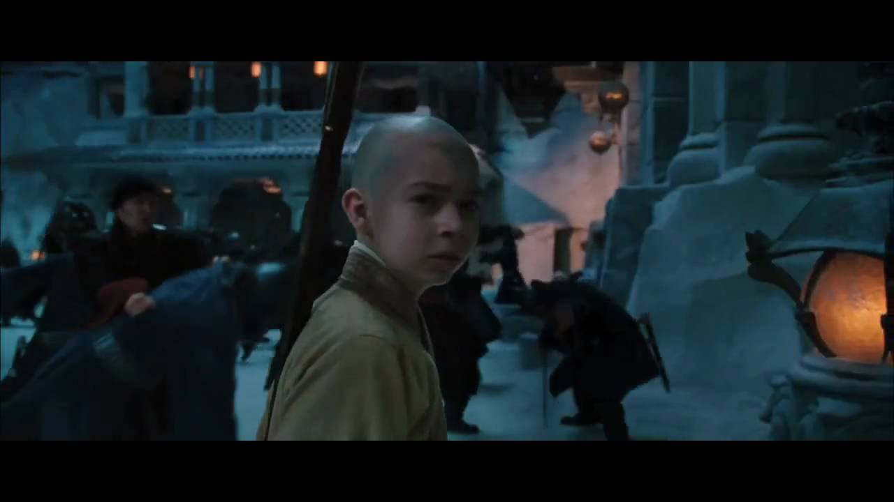 The Last Airbender - 2010 Official Trailer 2 HD - YouTube