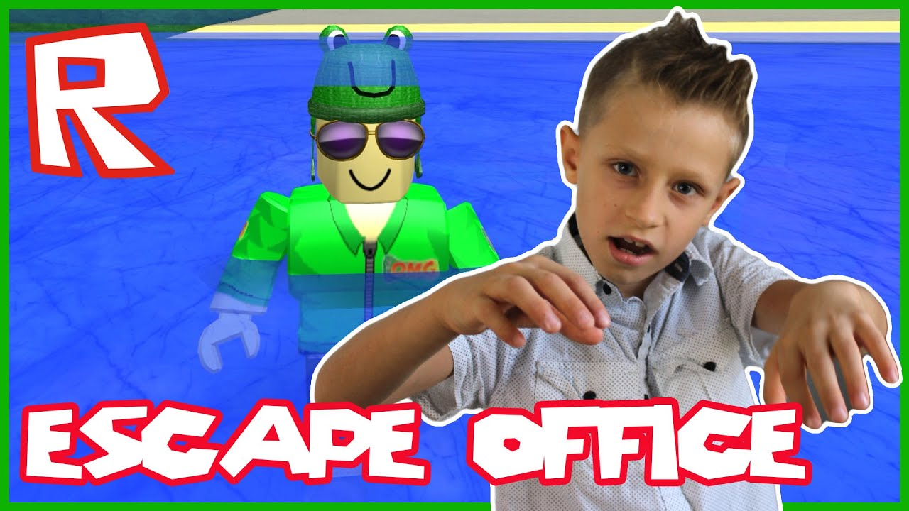 Youtube Sis Vs Bro Roblox Obbys Together Escape From The Office Obby We Escaped Roblox Youtube