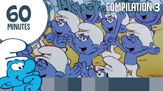 60 minutes de Schtroumpfs • Compilation 3 • Les Schtroumpfs
