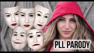 """PRETTY LITTLE LIARS Parody 3 """"Who The Hell is A""""   itsACP Video"""