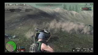 H1Z1: Battle Royale funny clip