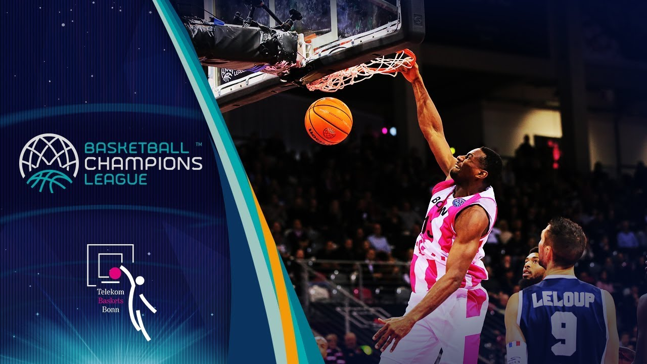 Telekom Baskets Bonn - Best of Regular Season | Basketball Champions League 2019