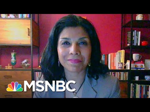 Dr. Lipi Roy: We Are 'Still Very Much In The Midst Of A Pandemic' | Deadline | MSNBC