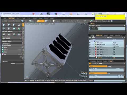SolidWorks to STK's Solar Power Tool
