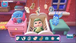 Doc McStuffins Baby Nursery / Disney Junior Role Playing Games / Android Gameplay Video