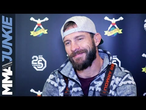 UFC Denver: Donald Cerrone full pre-fight interview