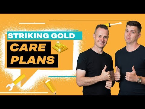 Striking Gold by Selling WordPress Maintenance Plans - Ep 10 - Silence is Golden