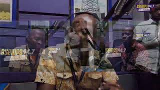 ULTIMATE SPORTS SHOW ON ASEMPA FM (15-1-20)