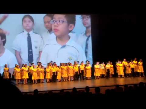 Southview primary school choir