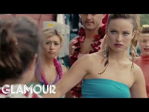 Video Series: Free Hugs, Directed by Olivia Wilde - Olivia Wilde - Glamour Reed Moments