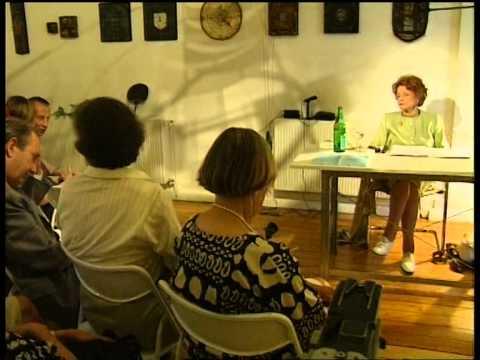 Gisela Holzinger liest Gedichte und Prosa von Ingeborg Drews (5 von 9)
