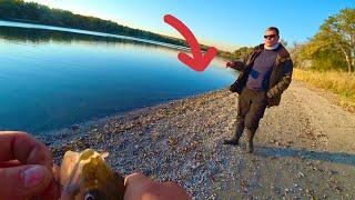 ЛЮДИ НЕ ВЫДЕРЖАЛИ КОГДА УВИДЕЛИ ЭТО НАЧАЛИ ПОДХОДИТЬ рыбалка на глубине 1 5 м