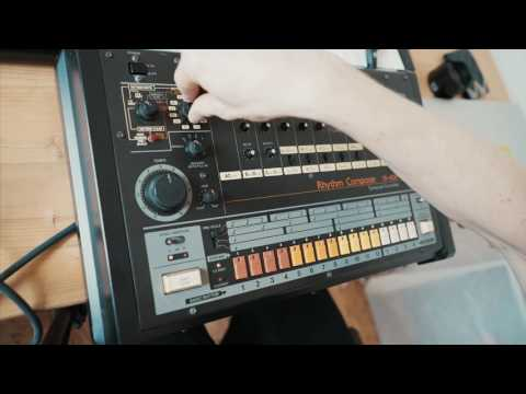 Joris Voorn TR-808 Session