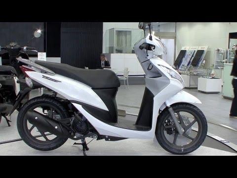Honda Dio 110 #DigInfo - YouTube
