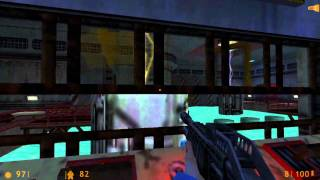 Half-Life Blue Shift Walkthrough Part 4 HD