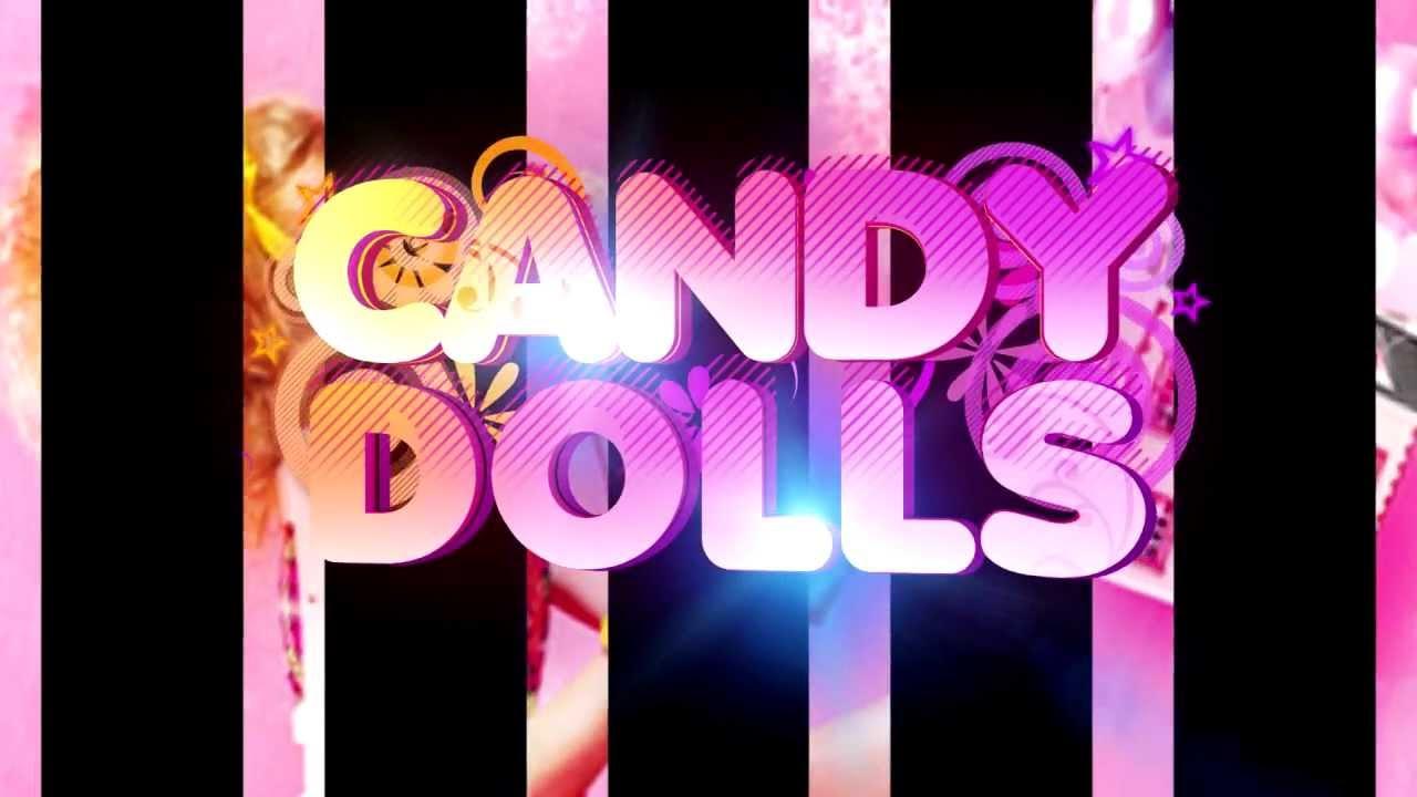 promo candy dolls   youtube