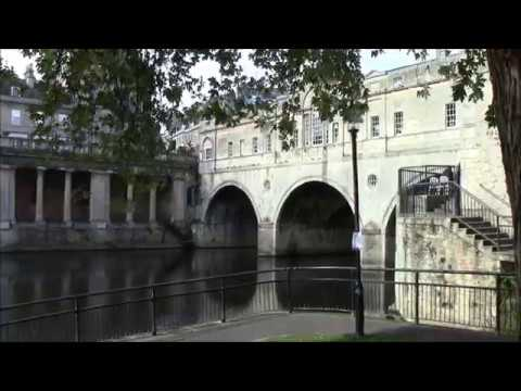 City of Bath, Somerset, England. part 2