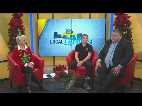 ABC 25 Local Lifestyles - Helfrich Park STEM Academy Band