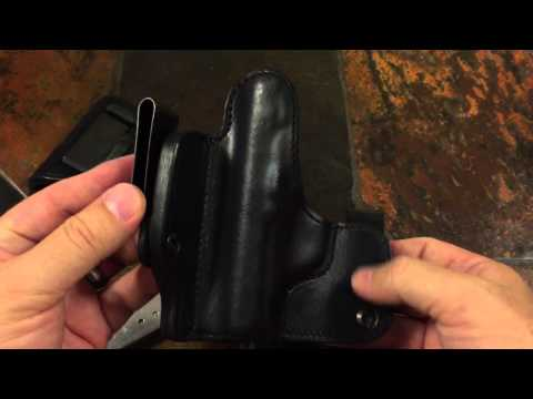 Wright Leather Works Holster Review - YouTube