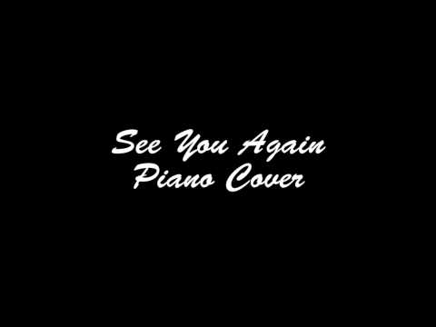 "[Fast & Furious 7 OST]""See You Again"" Piano Cover 1 Hour Mix"