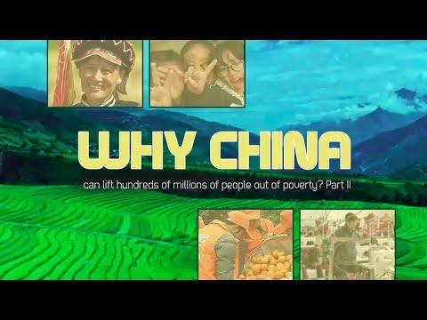 Why China Can Lift Hundreds Of Millions Out Of Poverty (Part 2)
