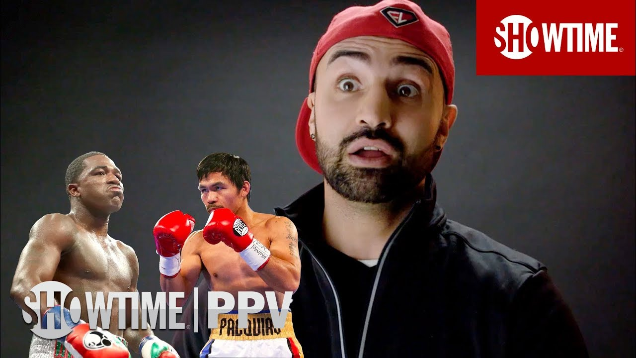Manny Pacquiao vs. Adrien Broner: Analysis with Paulie Malignaggi | SHOWTIME PPV
