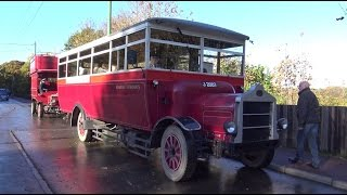 1920s bus ride