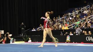 Carlotta Ferlito - Floor Exercise - 2014 AT&T American Cup