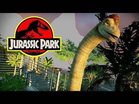 WALK AROUND JURASSIC PARK OPERATION GENESIS! | Garry's Mod Jurassic Park RP Map (Jurassic Park Map) thumbnail