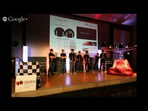 DHBW Engineering Rollout 2015