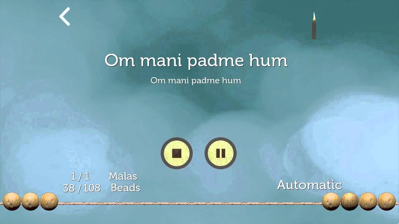 Om Mani Padme Hum 108 Times You