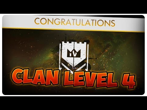 CLAN LEVEL 4 | Free Fire