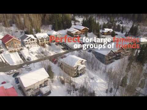 Sun Peaks - Large Mountainside Half Duplex - Vacation House Rental