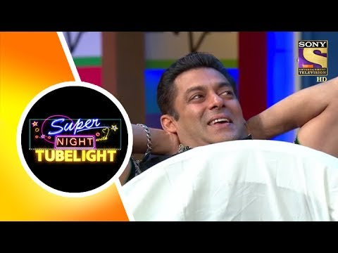 Thumbnail: Dr. Gulati Performs An Operation On Salman Khan - Part 1 - Super Night with TUBELIGHT - 17th June