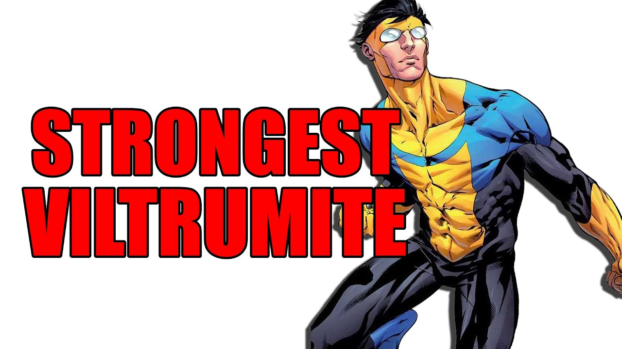 Download Invincible Is WAY Stronger Than You Know!