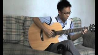 (Maria Shandi) Pelangi Kasih - Nergi Rahardi (Fingerstyle Guitar) + Tabs