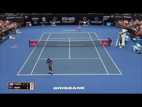 ATP Match Highlights Day 2 | Brisbane International 2018