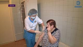 К Пензенской области постепенно подступает грипп