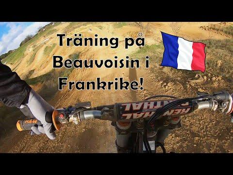 Life Of J&E | MX I Södra Frankrike! Träning + GoPro På Beauvoisin!
