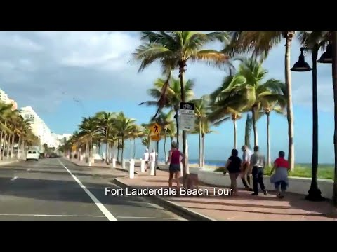 Fort Lauderdale Beach Tour
