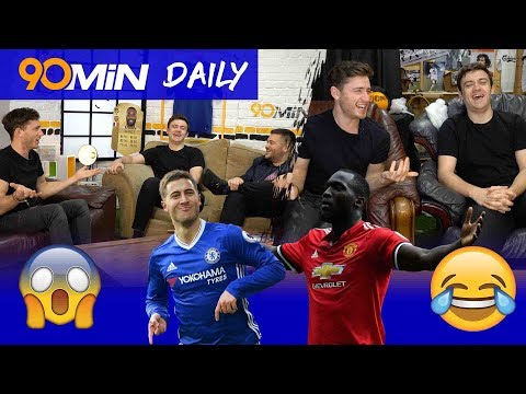 Can Chelsea and Man United top their CL group!? | Could Celtic progress with PSG in the CL!? | Daily