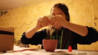Как сделать папье-маше своими руками.урок 2