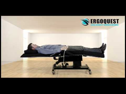 Zero Gravity Chair Recliner - Lie Flat