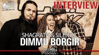 DIMMU BORGIR - Shagrath & Silenoz interview @Linea Rock 2018 by Barbara Caserta