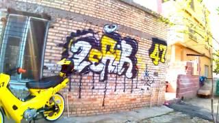 ZEHİR 47 - Motorcycle Stunt - Cup 100cc Official Video (yeni) Tek Teker #ADANA