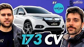 O HR-V com motor de Civic bengador! Contamos qual é a do HR-V Touring turbo - AceleVlog #95 by Veloe