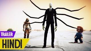 SLENDER MAN 2 Trailer - GTA 5