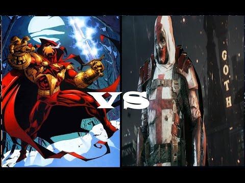 SA Versus Series:  Jean Paul Valley Azreal vs Michael Lane Azreal